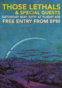 Those Lethals Flight 605 20 may 17